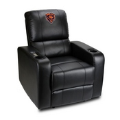 CHICAGO BEARS POWER THEATER RECLINER