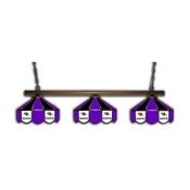 Baltimore Ravens 3 Shade Lamp