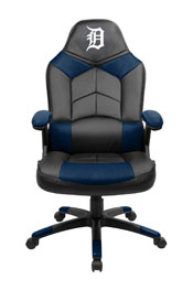 Detroit Tigers Oversized Gaming Chair