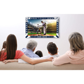 NEW YORK YANKEES BIG GAME TV FRAME