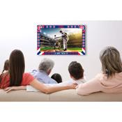CHICAGO CUBS BIG GAME TV FRAME