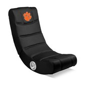 CLEMSON UNIVERSITY VIDEO CHAIR WITH BLUE TOOTH