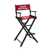 Detroit Redwings Bar Height Directors Chair