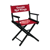 Detroit Redwings Table Height Directors Chair