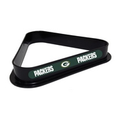 GREEN BAY PACKERS PLASTIC 8 BALL RACK