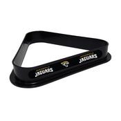 JACKSONVILLE JAGUARS PLASTIC 8 BALL RACK