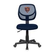 Chicago Bears Navy Task Chair