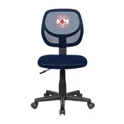 Boston Redsox Armless Task Chair