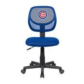 Chicago Cubs Armless Task Chair