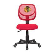 Chicago Blackhawks Armless Task Chair