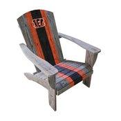 Cincinnati Bengals Wooden Adirondack Chair