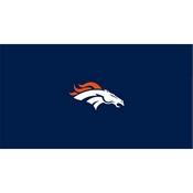 Denver Broncos 8-Foot Billiard Cloth