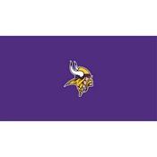 Minnesota Vikings 8-Foot Billiard Cloth