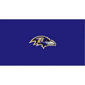 Baltimore Ravens 8-Foot Billiard Cloth