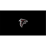 Atlanta Falcons 8-Foot Billiard Cloth