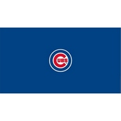 Chicago Cubs 8' Pool Table Cloth