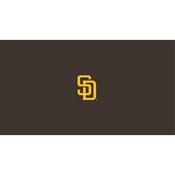San Diego Padres 8' Pool Table Cloth