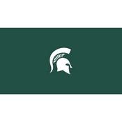 Michigan State 8' Pool Table Cloth