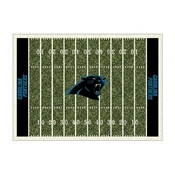 Carolina Panthers 4'x6' Homefield Rug