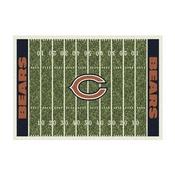 Chicago Bears 4'x6' Homefield Rug