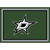 Dallas Stars 4X6 Spirit Rug