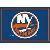 New York Islanders 4X6 Spirit Rug