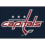 Washington Capitals 4X6 Spirit Rug