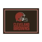 Cleveland Browns 4'x6' Spirit Rug