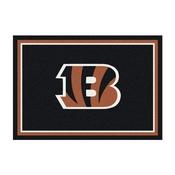 Cincinnati Bengals 4'x6' Spirit Rug