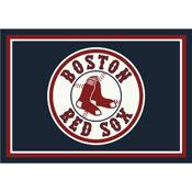 Boston Red Sox 6x8 Spirit Rug