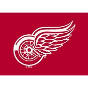 Detroit Red Wings 6X8 Spirit Rug