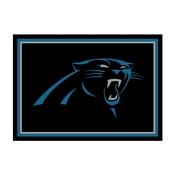 Carolina Panthers 6'x8' Spirit Rug