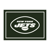 NEW YORK JETS 6X8 SPIRIT RUG
