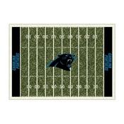 Carolina Panthers 8'x11' Homefield Rug