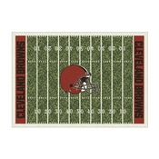 Cleveland Browns 8'X11' Homefield Rug