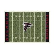 Atlanta Falcons 8'x11' Homefield Rug