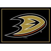 Anaheim Ducks 8X11 Spirit Rug