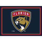 Florida Panthers 8X11 Spirit Rug