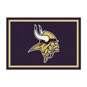 Minnesota Vikings 8'X11' Spirit Rug