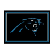 Carolina Panthers 8'X11' Spirit Rug