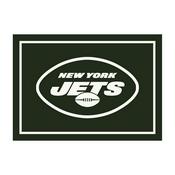 NEW YORK JETS 8X11 SPIRIT RUG