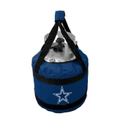 DALLAS COWBOYS PROPANE TANK HOLDER