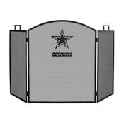 DALLAS COWBOYS FIREPLACE SCREEN