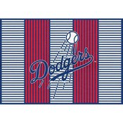 Los Angeles Dodgers 4X6 CHAMPION RUG