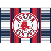 BOSTON REDSOX 6X8 CHAMPION RUG