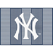 NEW YORK YANKEES 8X11 CHAMPION RUG