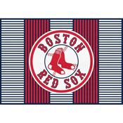 BOSTON REDSOX 8X11 CHAMPION RUG