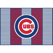 CHICAGO CUBS 8X11 CHAMPION RUG