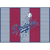 Los Angeles Dodgers 8X11 CHAMPION RUG
