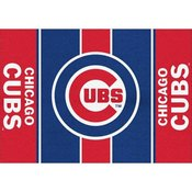 CHICAGO CUBS 4X6 VICTORY RUG